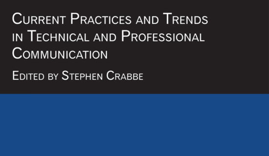 Current Practices and Trends in Technical and Professional Communication - Book Cover