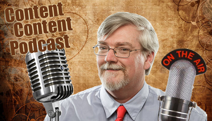 DITAWriter and Content Content Podcast